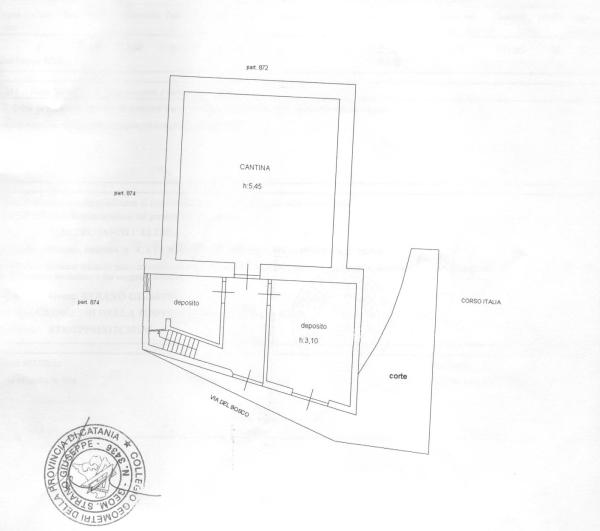 floor plan basement
