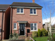 3 bed Detached house to rent in Manders Croft, Southam...