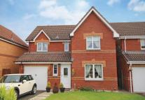4 bedroom Detached house in Errochty Place, Perth...