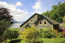 Detached house in Tarken House, St Fillans...