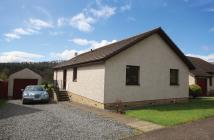 Detached house in Broomhill, Ballinluig...
