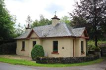 2 bedroom Detached house for sale in Old Perth Road, Dunkeld...
