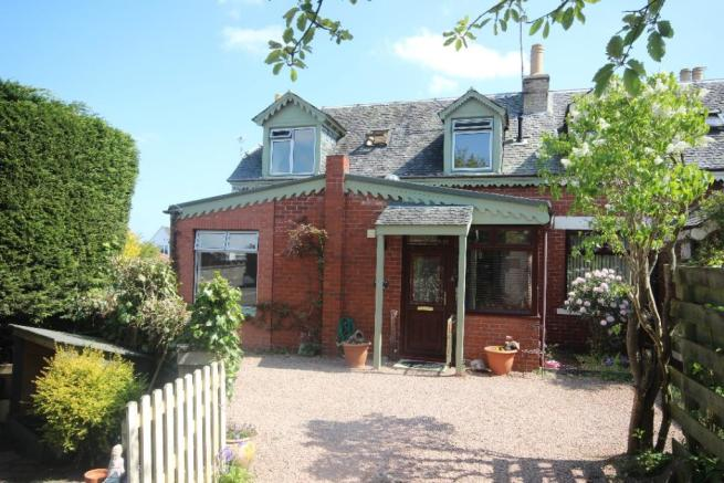 3 bedroom semi detached house for sale in burghmuir road perth perthshire ph1 1lh ph1