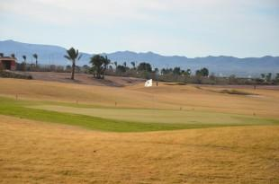 18th Green to Plots