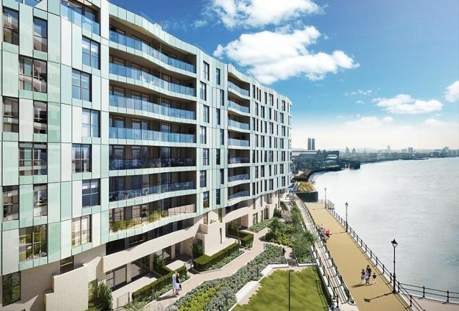 Enderby Wharf