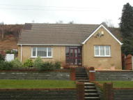 Detached Bungalow for sale in Graig Y Fedw, Abertridwr...