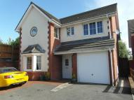 4 bedroom Detached house in Llys Y Parc, Gilfach...