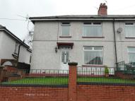 semi detached house in Woodfield Terrace...
