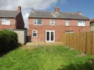 3 bedroom semi detached property in Eastgate, Scotland Gate...
