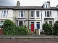 Terraced property in Devonshire Place...