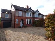 semi detached home for sale in Chester Road, Winsford...