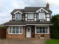 4 bedroom Detached property in Chestnut Close...