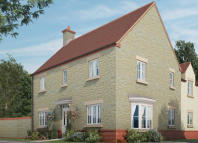 4 bed new home for sale in Saxon Fields, Bicester...