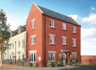 4 bed new property for sale in Kingsmere, Bicester, OX26