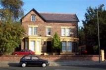 Studio apartment in Croxteth Road, Liverpool