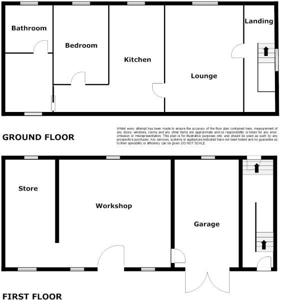 Floor Plan - Detache