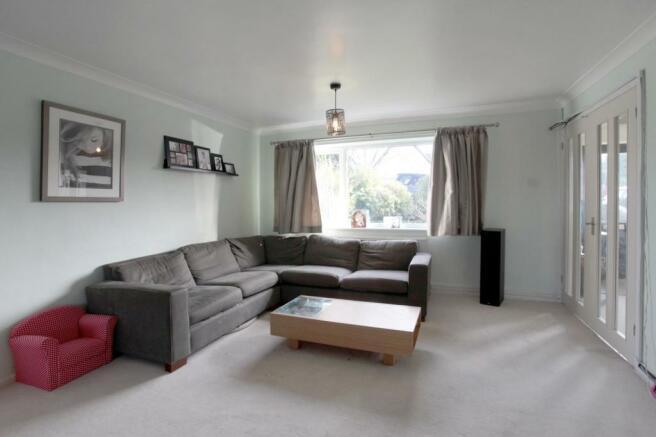 Open Plan Lounge/Din