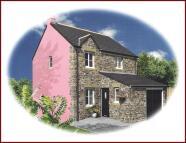new development in Hill Hay Close, Fowey