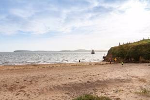 Duncannon Beach