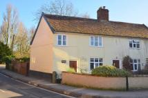2 bed semi detached home in The Green, Grundisburgh