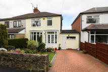 3 bedroom semi detached home for sale in Newfield Lane, Dore
