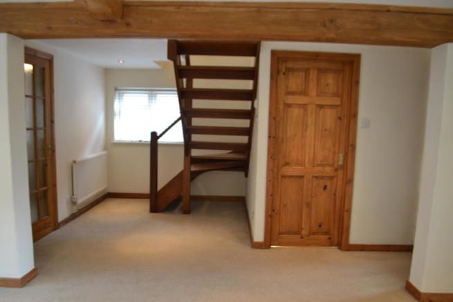 Stairs/Dining Room