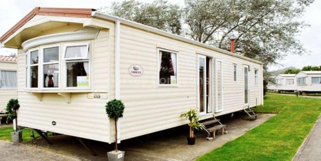 3 bedroom mobile home for sale in main road rookley po38