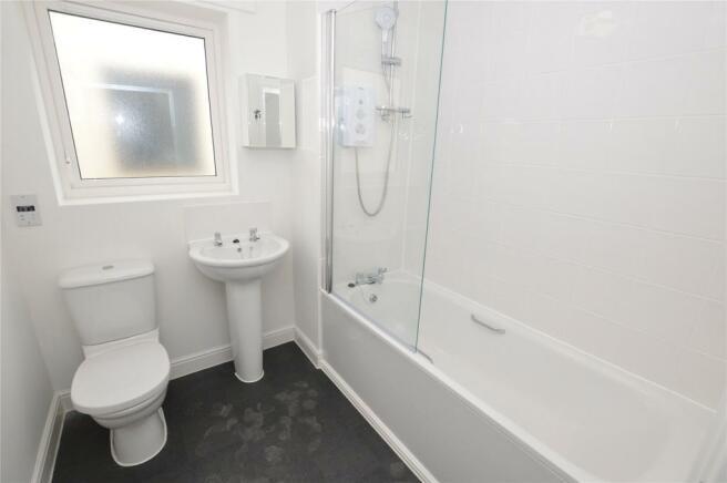 Bathroom For Plot 12