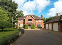 Detached house for sale in Chimneys, Keepers Road...