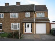 4 bed semi detached house in Pettit Road...