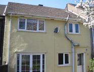 Terraced house in Dibdin Close, Newport...