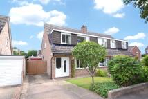 3 bedroom semi detached property for sale in Cropwell Bishop...