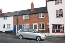 Terraced home to rent in Old Street, Ludlow...