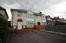 3 bed semi detached property in Henley Road, Ludlow...