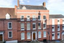 Terraced property in Broad Street, Ludlow...