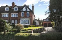 4 bedroom semi detached property in Berrington Road...