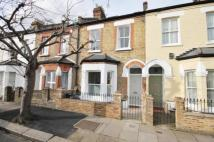 Terraced property in Camborne Road...
