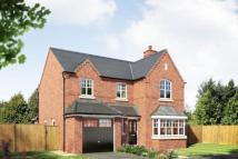 new house in Bridge Row, Congleton...