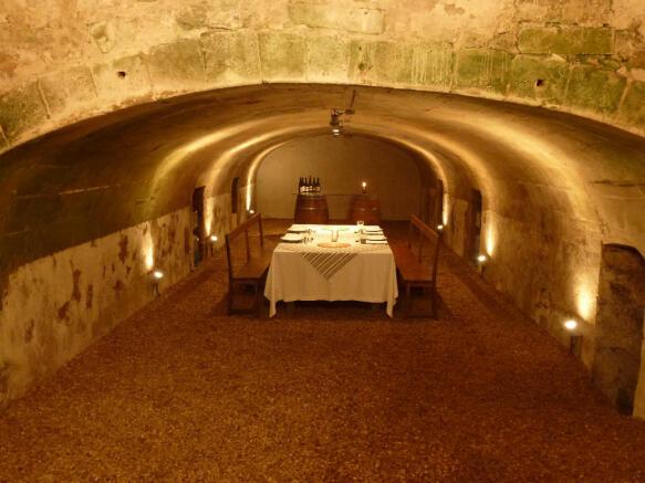 Entertaining Cave