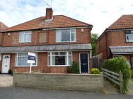semi detached property in Fairfield Road, Oadby...