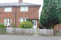 2 bed End of Terrace property to rent in Sandhurst Street, OADBY...