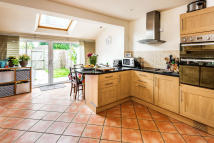 Terraced house for sale in Reigate Hill, Reigate...