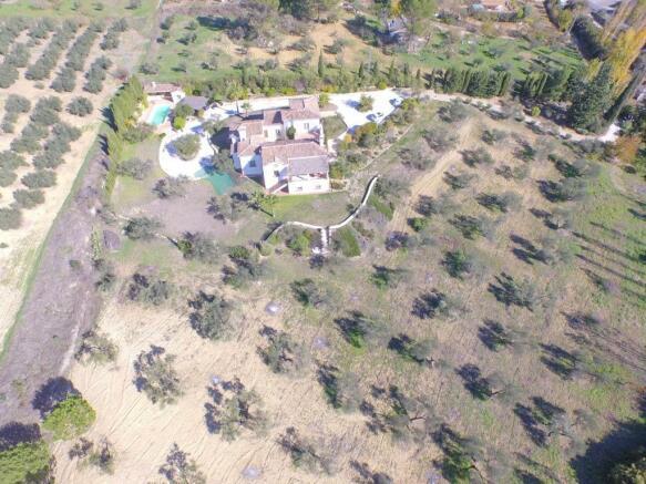 2.Aerial photo