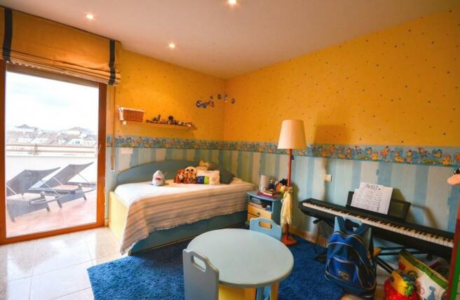 3th bedroom