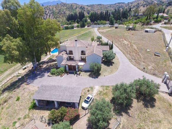 8. Aerial photo