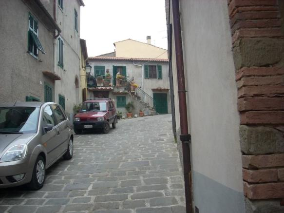 view up street