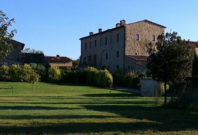 view of hamlet