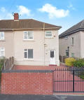 3 bed semi detached home in Kenilworth Road...