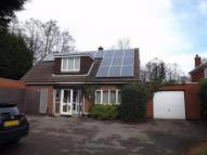 3 bed Detached Bungalow in Lichfield Street...