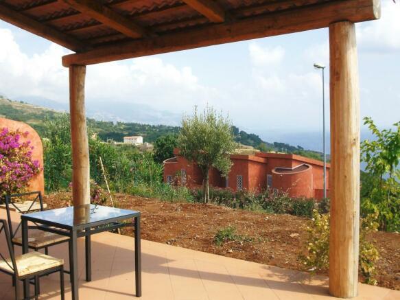loggia view